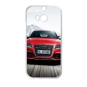 Audi Srcar 2 3 HTC One M8 Cell Phone Case White Decoration pjz003-3824139