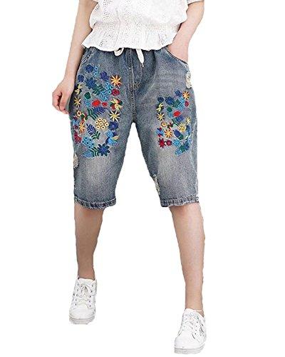 Mrs Duberess - Jeans - Femme Cotton Denium 2