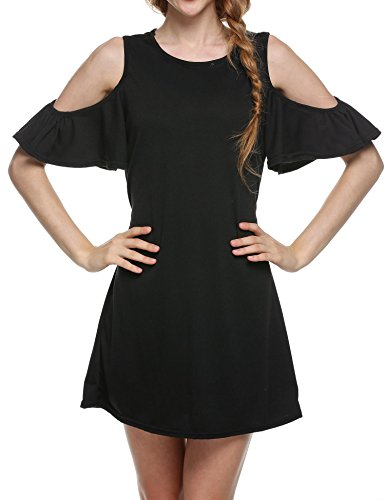 Cotton Dresses Size for Dresses Dresses Casual Black cindere Sexy Dresses Casual Women Women Women Plus for for 0dWp4