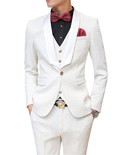 New 3 Piece Mens Suit - 1