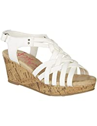Girls Acie Wedge Sandals