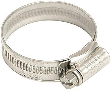 Mild Steel Zinc Genuine Jubilee Hose Clamp Size 35mm-50mm Ref 2A Hose Clip