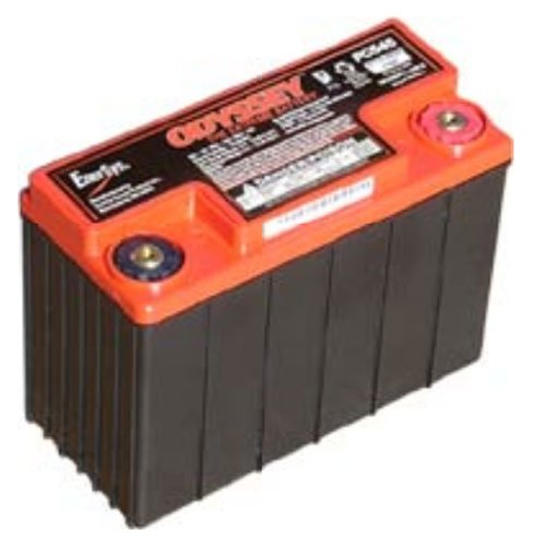 Odyssey PC545 Battery for Motorcycles, Personal Watercrafts and ATVs