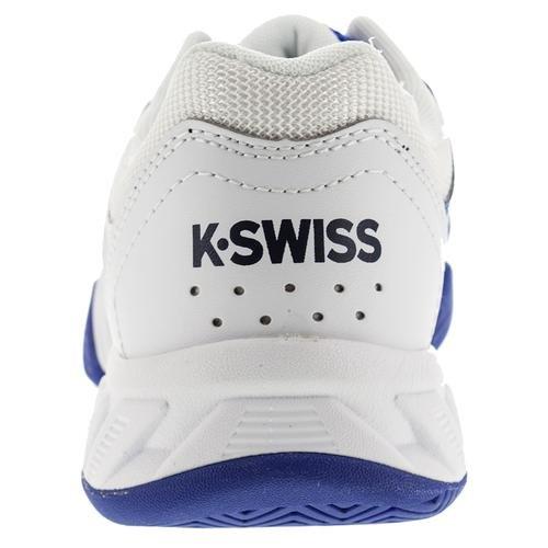 K-Swiss Ks Bigshot Light 2.5 - Zapatillas Unisex Niños Blanco / Azul Índigo