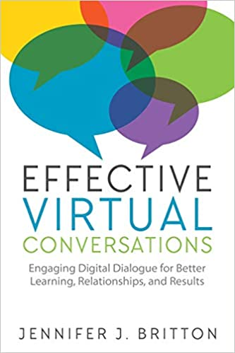 Effective Virtual Conversations Image