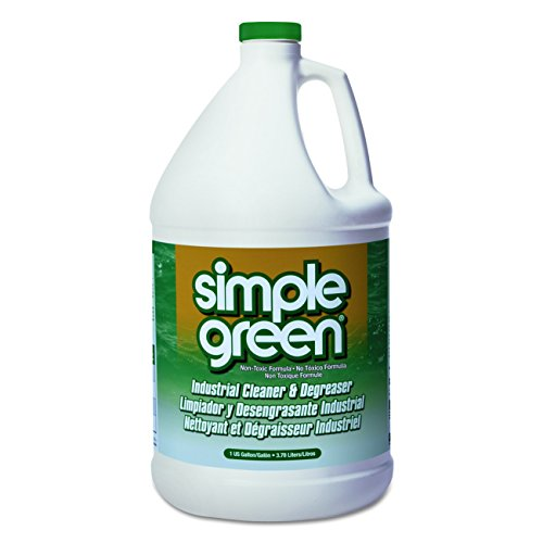 Simple Green 13005CT Industrial Cleaner and Degreaser, Concentrated, 1 Gal Bottle