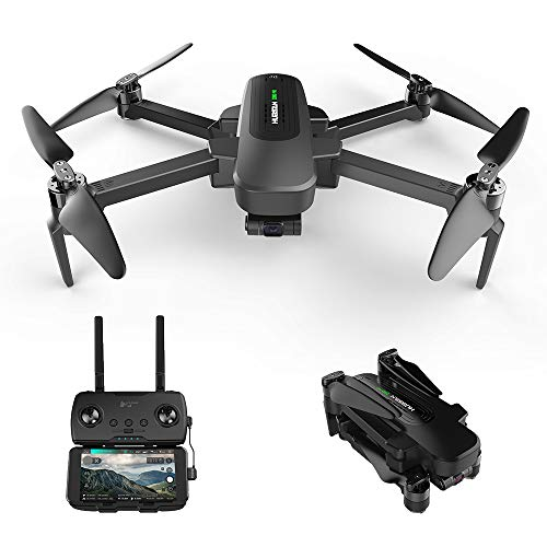 HUBSAN Zino Pro Drone with 4K UHD Camera 3-Axis Gimbal FPV RC Quadcopter, 4KM 5G WiFi Transmission Brushless Motor GPS…