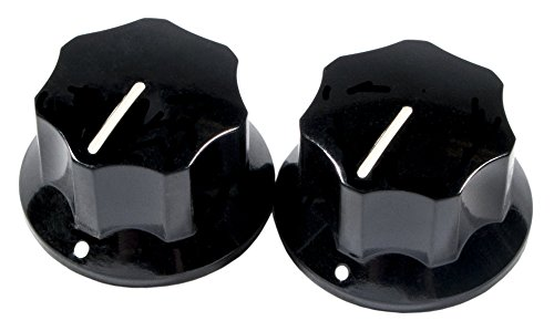 (Fender Pure Vintage 1965 Jaguar Skirted Knobs )