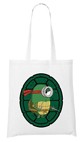 Mini Turtle Bag White Certified Freak