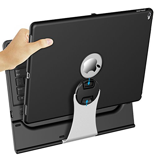 Jetech Bluetooth Keyboard Case For Apple Ipad Pro 12 9