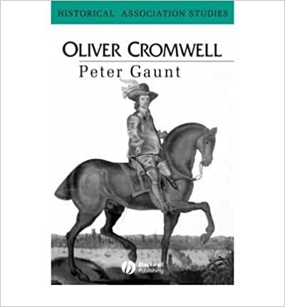 Book Oliver Cromwell by Gaunt, Peter (1997)