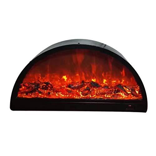 Cheap Liu Weiqin Electric Fireplace - core Embedded Electric Fireplace core European Decorative LED Electronic Simulation Flame Fireplace Black Friday & Cyber Monday 2019