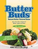 Butter Buds (Natural Butter Flavored Sauce) Pack of 2-4 Ounce Packets
