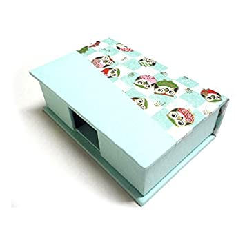 Amazon wagami koji japanese yuzen paper business card box wagami koji japanese yuzen paper business card box cz8042 3 reheart Images