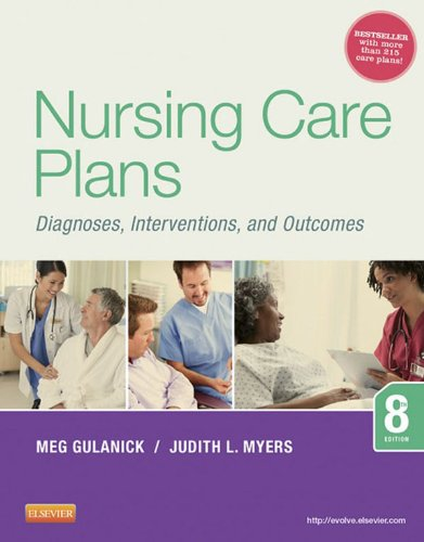 Nursing Care Plans - E-Book: Nursing Diagnosis and Intervention