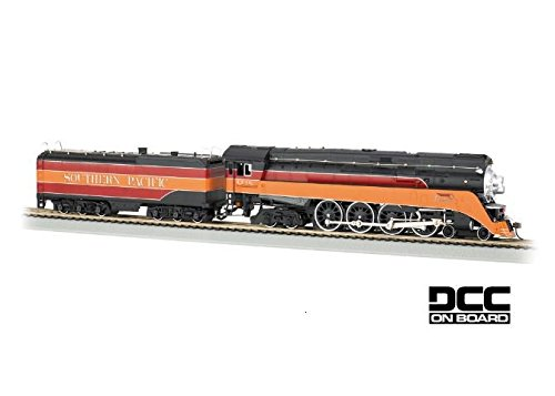 Bachmann Industries GS4 4-8-4 Locomotive & Tender with Operating Headlight ()