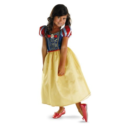 Dwarfs White Snow 7 And Costumes (Snow White Classic Costume - Medium)