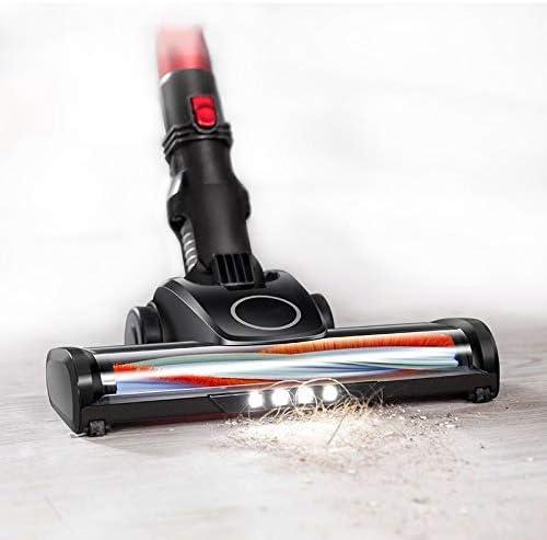 Léger Aspirateur sans fil 2 en 1 Aspirateur portable sans fil LED avec Tenture 16000Pa LMMS