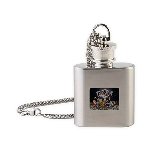 Royal Lion Flask Necklace Halloween Trick or Treat Costumes ()