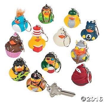Duck Keychain - 4