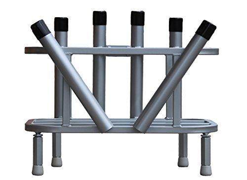 Jet ski fishing rod rack cooler holder combo mill for Jet ski fishing rack
