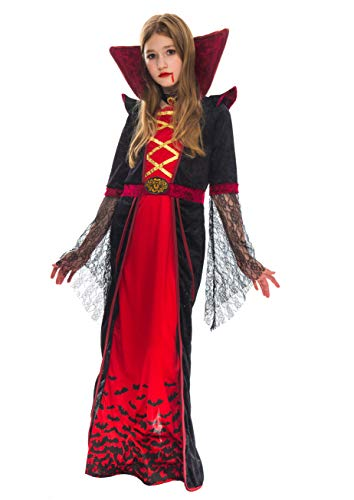 Spooktacular Creations Vampire Girl Costume (Large) -