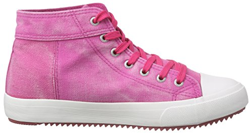 ICEPEAK Wangi - Zapatillas altas Mujer Rosa - Pink (620 pink)