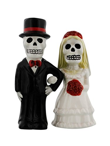 Love Never Dies Salt Pepper Shakers for sale  Delivered anywhere in USA