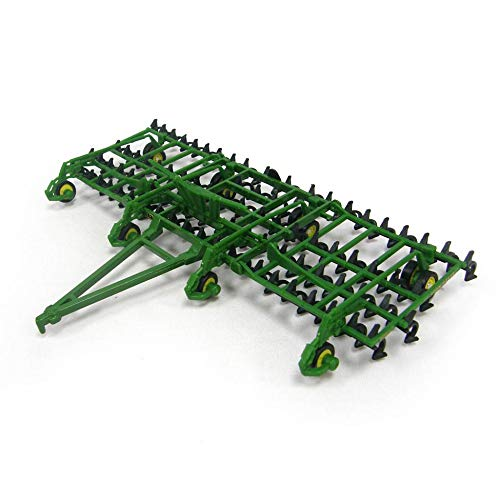 Ertl John Deere 2200 Diecast Field Cultivator, 1:64-Scale