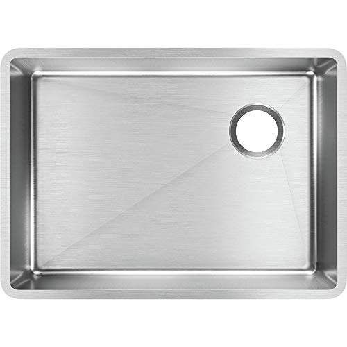 Elkay Crosstown ECTRU24179RT Single Bowl Undermount Stainless Steel Kitchen Sink