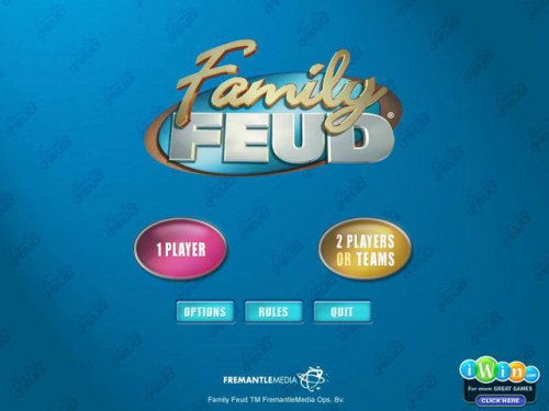 Amazon com: Family Feud [Download]: Video Games