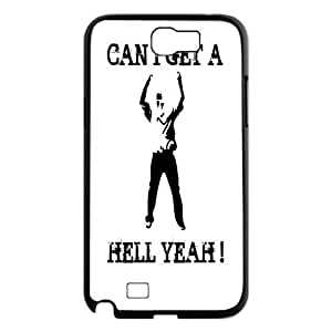 HELL YEAH Cheap Custom Cell Phone Case Cover for Samsung Galaxy Note 2 N7100, HELL YEAH Galaxy Note 2 N7100 Case