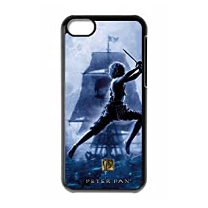 iPhone 5c Cell Phone Case Black Peter Pan Dbyd