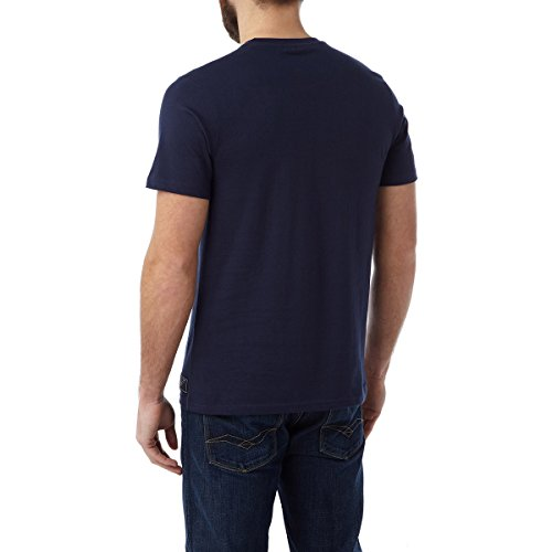 TOG 24 - Henry Mens T-Shirt Off The Grid Navy - male