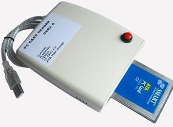Amazon.com: ATA PCMCIA tarjeta de lector de tarjetas de ...