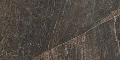 Samson 1042983 Anthology Matte Floor Tile, 12X24-Inch, Brown, 7-Pack