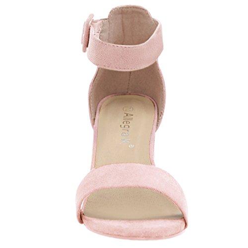 Chunky Sandali Allegra Da Pink Light Donna K q7tOxCwF