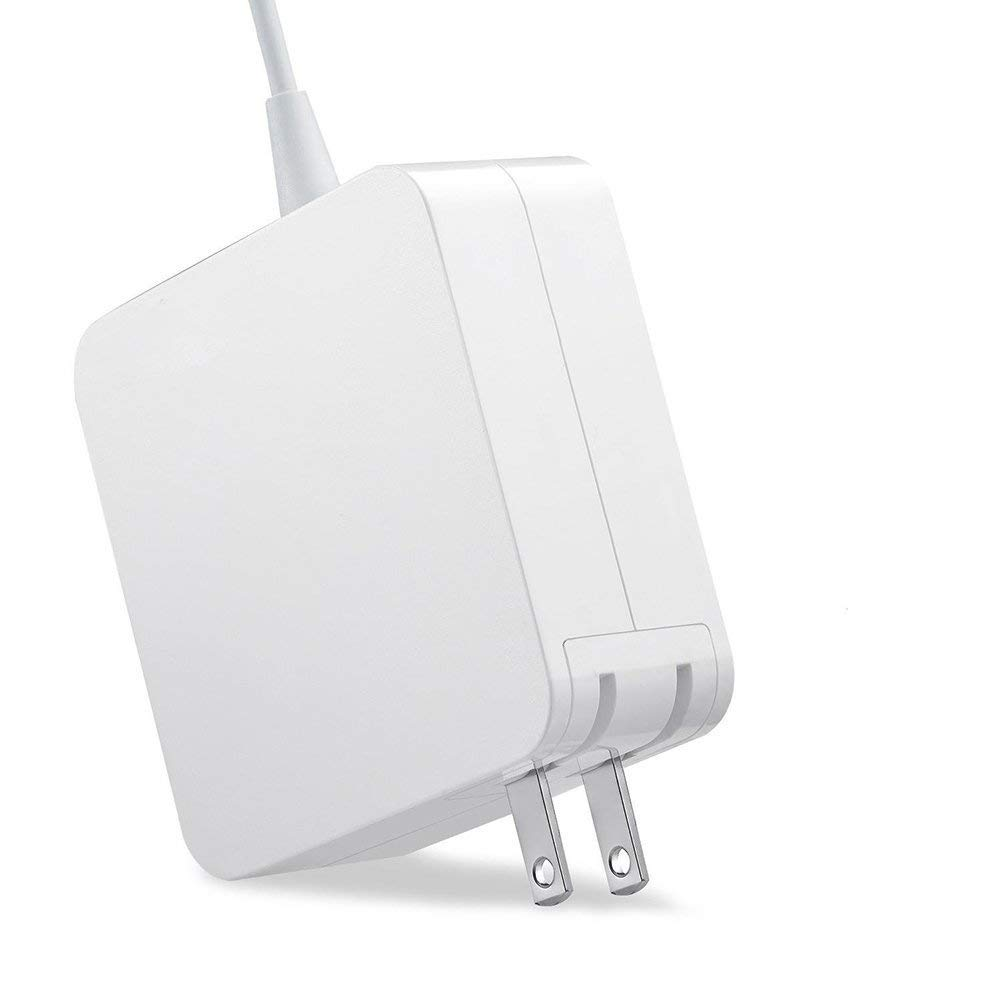 Mac Book Air Charger, Great Replacement 45W Magsafe 2 Magnetic T-Tip Power Adapter Charger for Mac Book Air 11-inch and 13-inch (45T) by CLUU (Image #3)