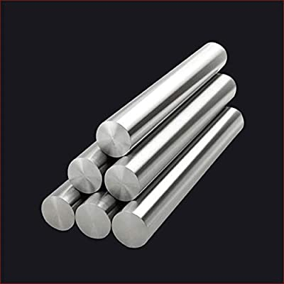 /431//acero inoxidable barra redonda Rod 8/mm de di/ámetro x 100/mm largo/