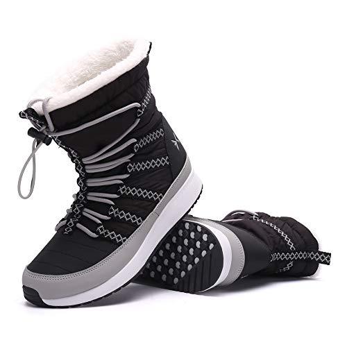 Eureka USA Snow Boot for Men and Women Aspen Winter Boot ()