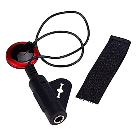 Amazon.com: Clearance on Sales 💓 Acoustic Piezo Contact Microphone Pickup for Guitar Violin Mandolin Ukulele by Clothful。: Health & Personal Care