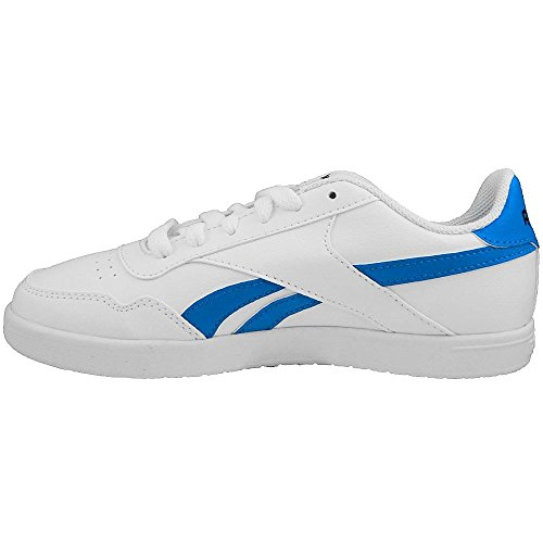 Reebok - Royal Effect - Couleur: Blanc-Bleu-Noir - Pointure: 32.0