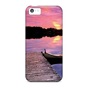 Top Quality Protection Boats At Rest Case Cover For Iphone 5c