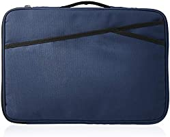 AmazonBasics Laptop Case Sleeve Bag - 15-Inch, Navy