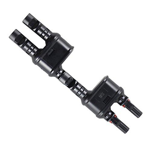 Solar Panel Cable MC4 T Branch Connector Splitter Coupler Combiner - 9