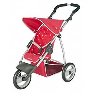 Maclaren Junior MX3 Doll Stroller - By Land, By Air, By Sea