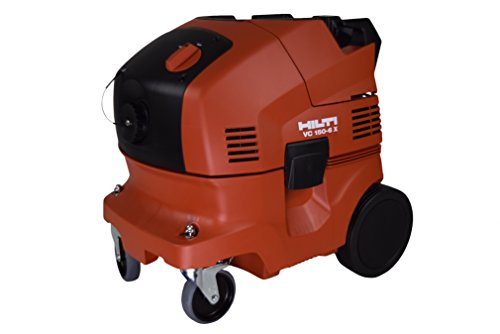 Hilti VC 150-6X Universal Wet and Dry Vacuum Cleaner 153 CFM Suction Capacity