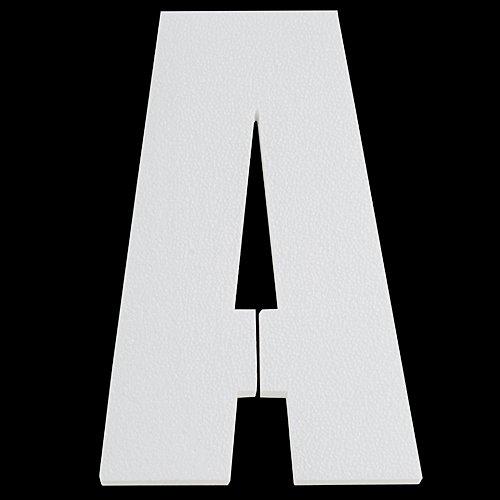 HARBOR FOAM Styrofoam Letter A