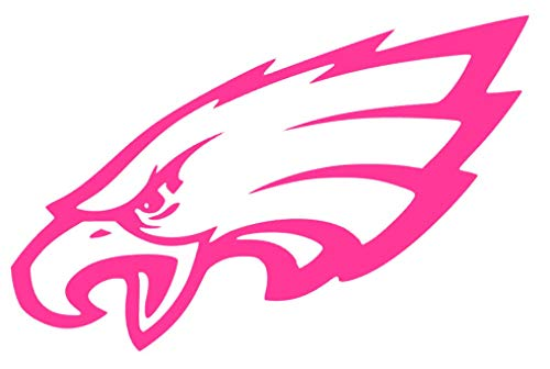 Philadelphia Eagles Vinyl Sticker Decals for Car Bumper Window MacBook pro Laptop iPad iPhone (6