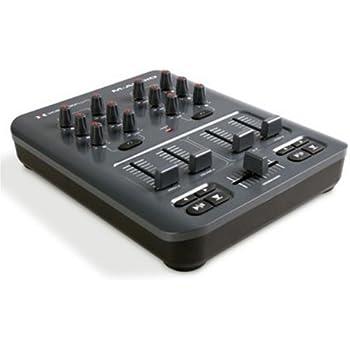 m audio x session pro dj midi mixer controller musical instruments. Black Bedroom Furniture Sets. Home Design Ideas